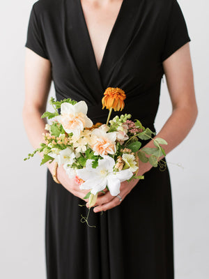Sunny Bridesmaid's Bouquet