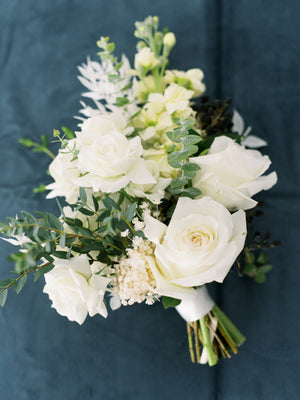 Neutral Bridesmaid's Bouquet