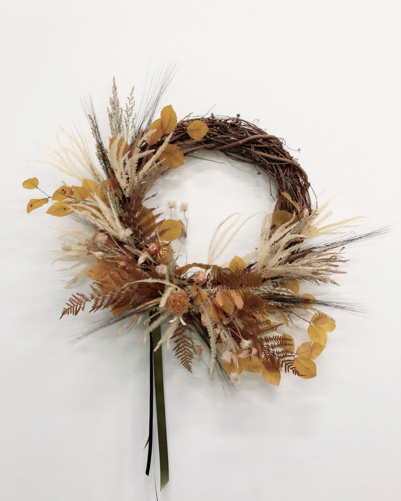 Autumn Wreath 4