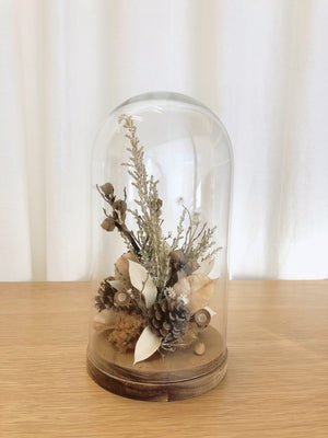 Everlasting Woodland Cloche