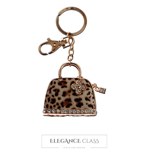 Llavero Cartera Fashion Animal Print