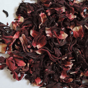 Hibiscus Herbal Tea - Good for glowing skin (Bestseller)
