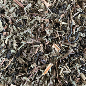 Peppermint Lemongrass Green Leaf Tea - Perfect anxiety and headache remedy