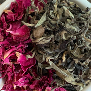 White Tea with Rose - weightloss Slimming solution
