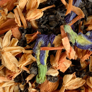 Butterfly Pea flower Tea - Blue Tea, Green Tea with Jasmine (loads of antioxidants)