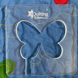 Decorative Ruler Quilting Kit for home SM and long arm