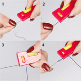 Automatic Needle Threader - Adorable Click