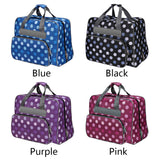 Polka Dots Sewing Machine Bag