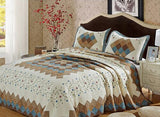 Lone Star Cotton Quilted Bedspread