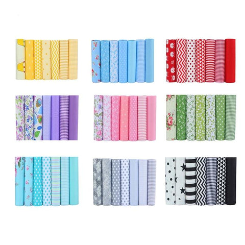 Essential Patchwork Fabric Bundles