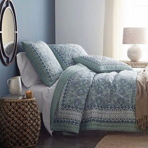 Country style Quilted Bedspreads