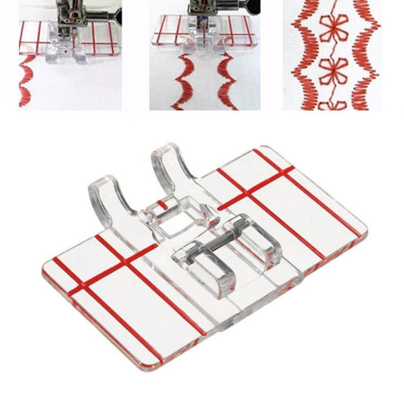 Border Parallel Presser Foot