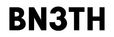 BN3TH Logo, Radically Better Underwear