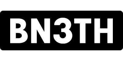 BN3TH Logo | Radically better Underwear