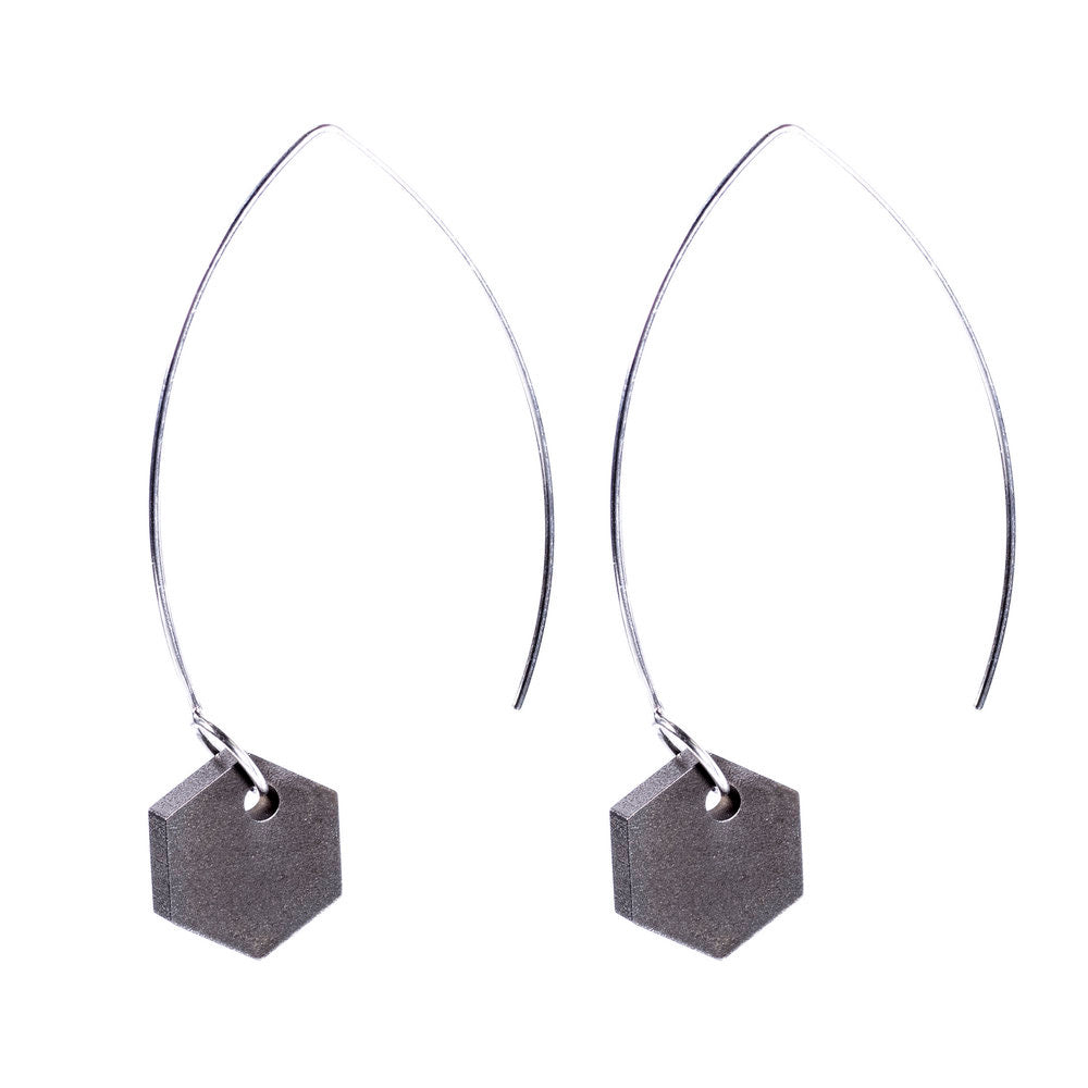 STEEL HEXAGON HOOPS