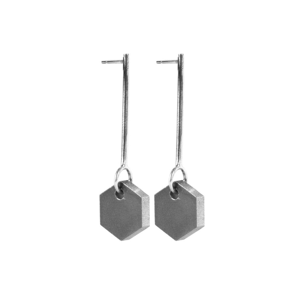 STEEL HEXAGON DROPS