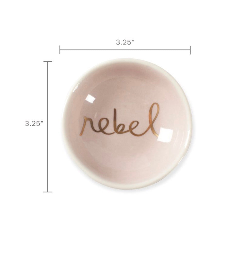 Rebel round dish