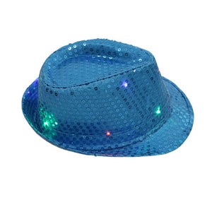 Unisex Light Up LED Party Hat