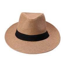 Summer Casual Panama Hat