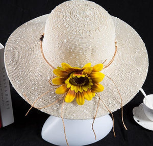 Fashion Vintage Style Linen Hat