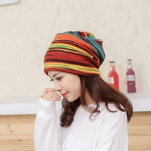 Winter Stripe Beanie