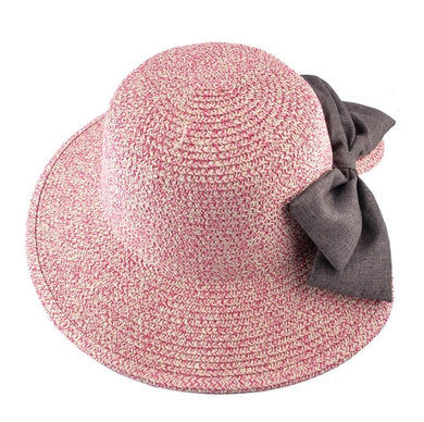 Wide Brim Bow-knot Sun Hat