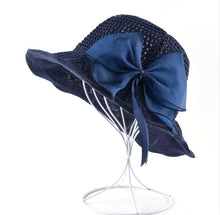 Ladies Vintage Inspired Summer Hat