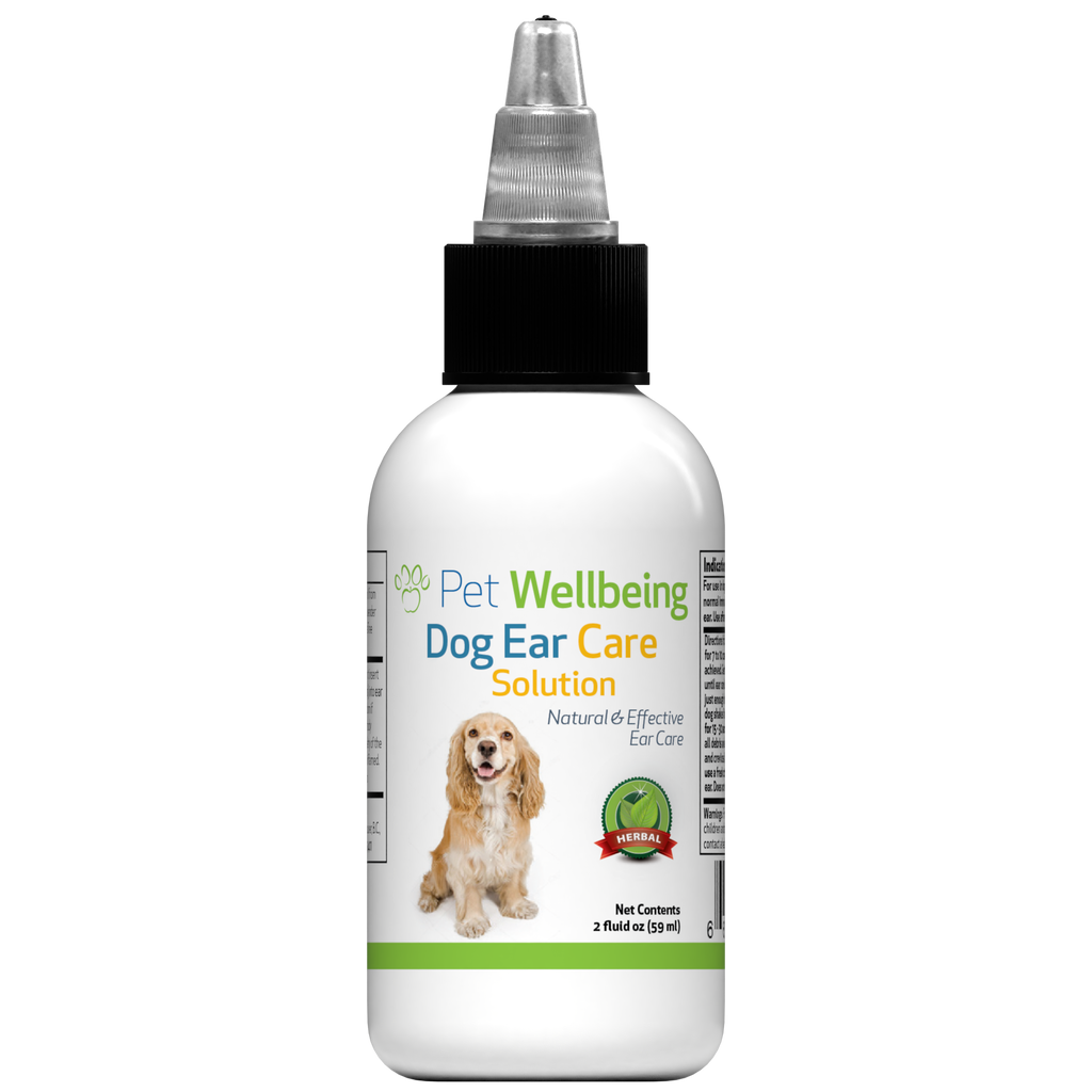 Dog Ear Care Solution