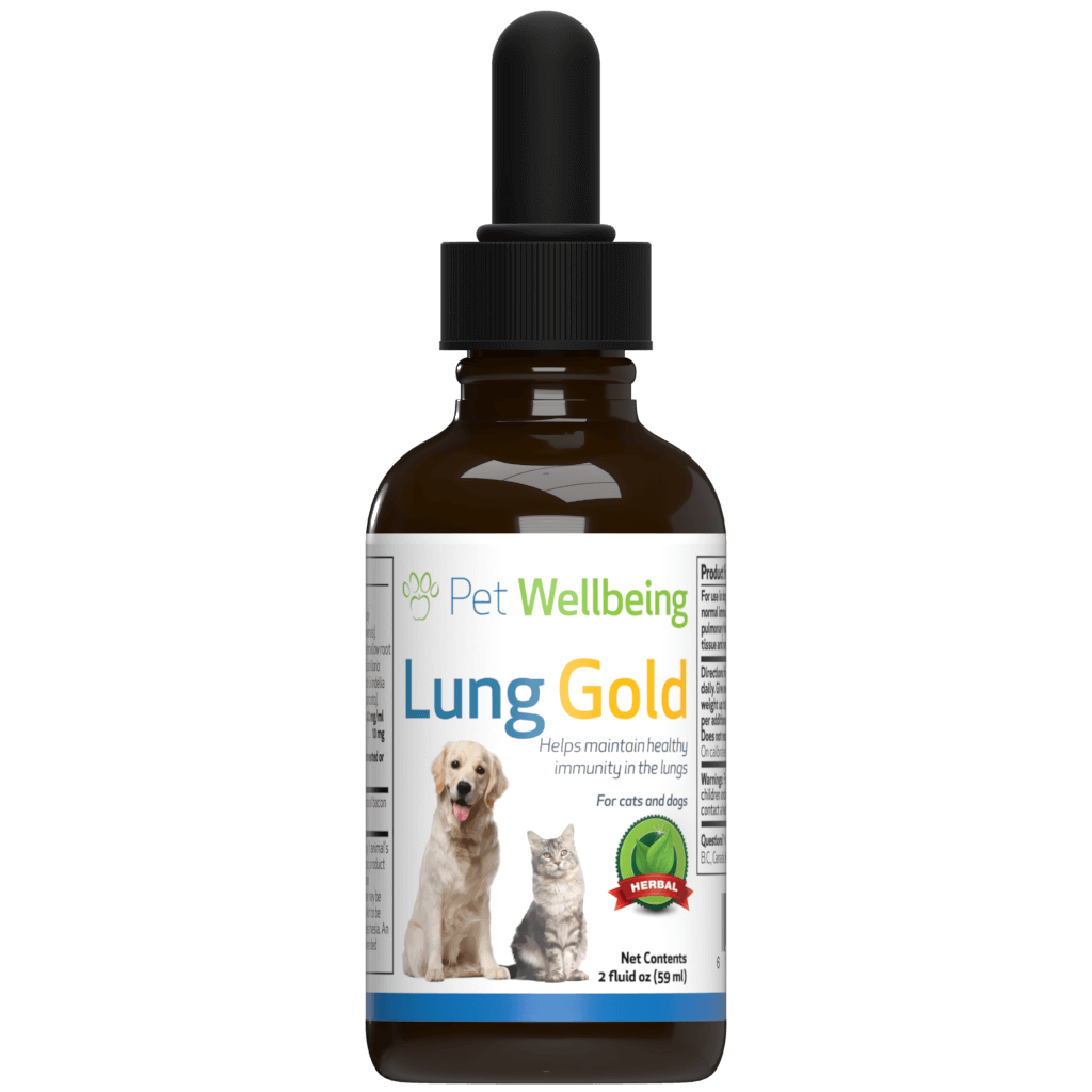 Lung Gold - Cat