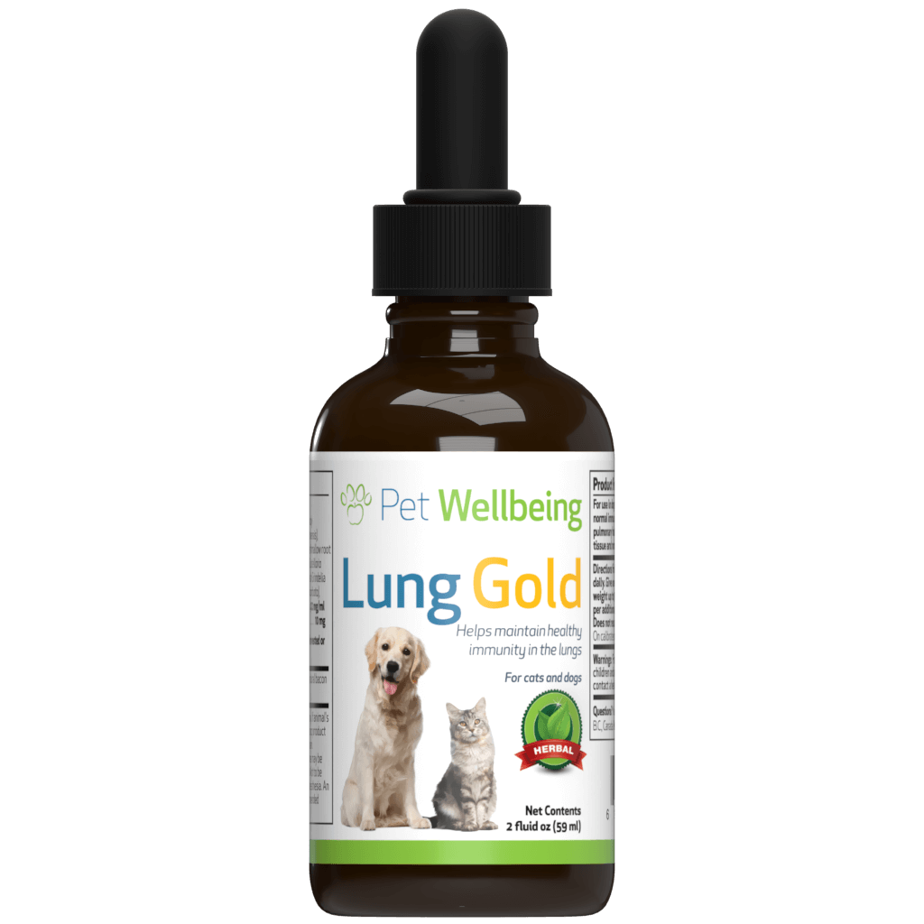Lung Gold - Dog