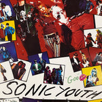 Vintage Sonic Youth Poster from 1990 | Goo Album Promo