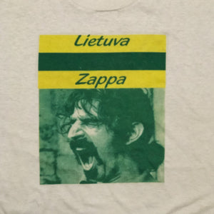 Frank Zappa T Shirt for Sale 1990s | Screaming XL