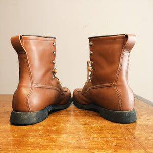 Vintage Hunting Boots Custom Made in the USA - 9 1/2 B