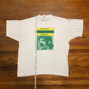 Frank Zappa T Shirt from 1990s | Screaming XL