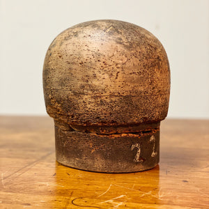 Rare Gussoff Hat Block | Late 1800s New York Company