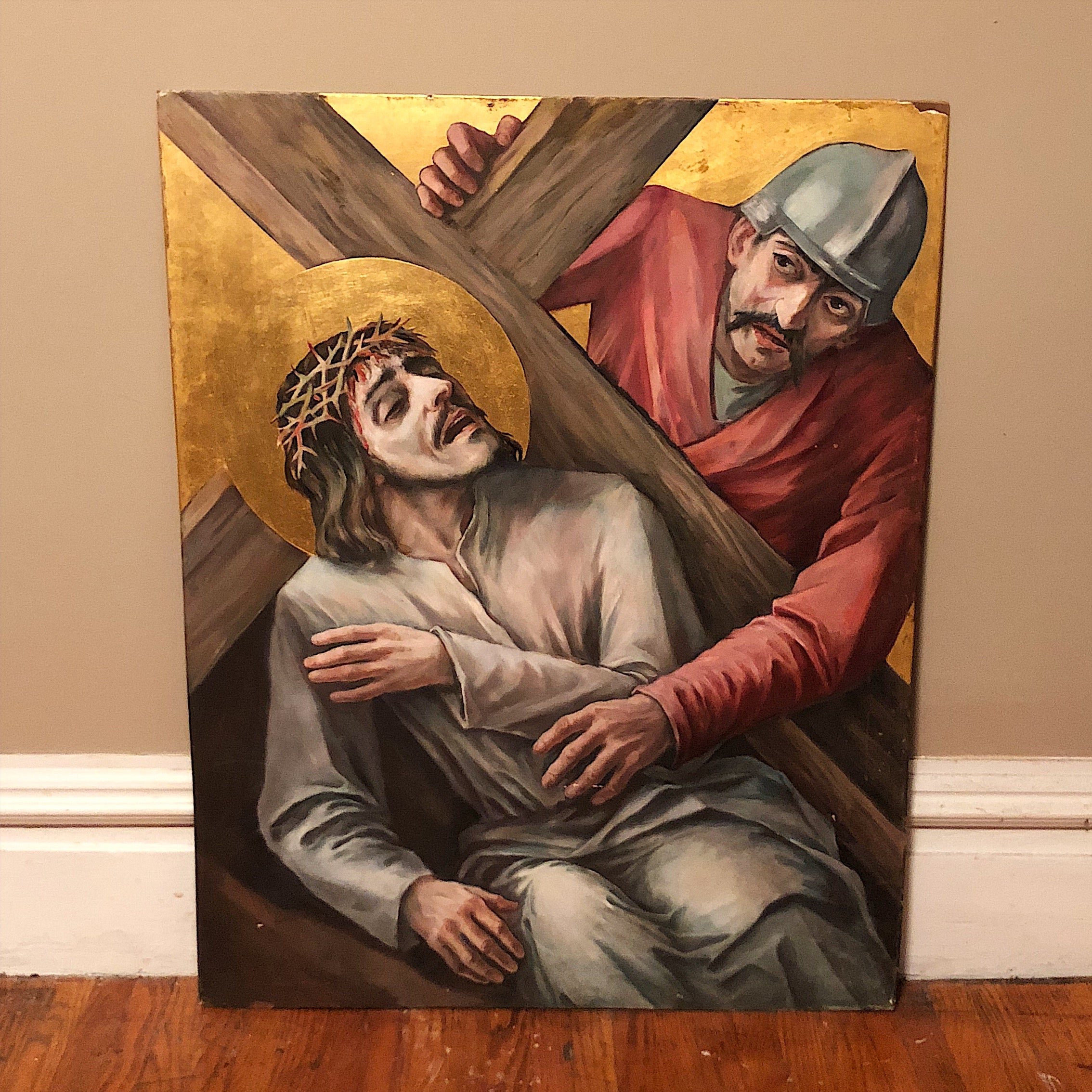 Crucifixion Scene from Stations of the Cross