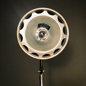 Insulated Shade of Vintage Ajusco Industrial Light