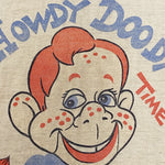 Vintage Vintage Howdy Doody Shirt - 1971 NBC - Hipster Apparel - Rare 1970s Apparel - Pop Culture Shirts - Television Promo