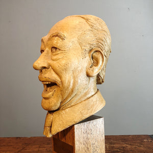 Duke Ellington Portrait Bust for Wisconsin Conservatory of Music
