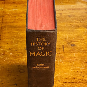 The History Of Magic By Kurt Seligmann - Rare 1st Edition from 1948 - 250 Illustrations - Illustrated Occult Books - Occultism
