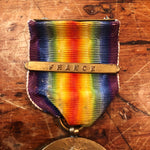 "WWI US Army Victory Medal -  ""Great War for Civilization"""