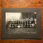 Antique Photographs of Orchestra in Weeds | Early 1900s
