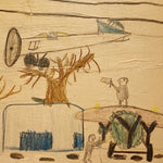 John Beauchamp Child Drawings from 1932 - Rare Depression Era Art