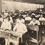 Antique RPPC of Cigar Factory | Early 1900s Tobacciana Postcard