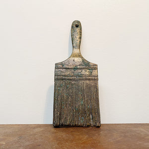 Stephen Maxon Bronze Sculpture of Paint Brush | Pop Art