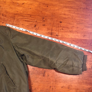 Sleeve Measurement of Authentic WW2 Tanker Jacket