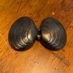 Antique Erotic Bronze Clam Shell  | Early 1900s Underground