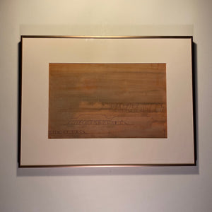 "Cryptic Abstract Expressionist Artwork | 1971  ""D. Kittell"""