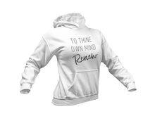 Load image into Gallery viewer, Thine Own Mind Renew Sweatshirt and Hoodie