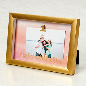 Paper Source Best Mom Ever Photoclip Frame